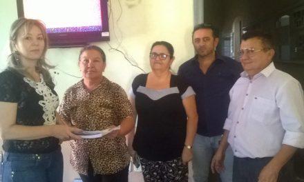 Icó: Comissão Municipal protocola pauta de luta da categoria