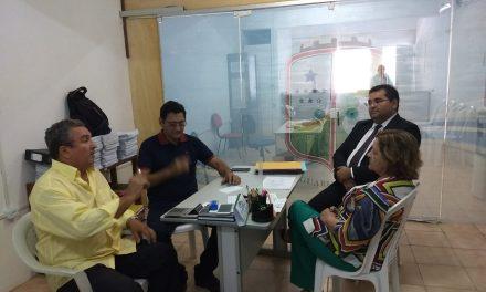Jaguaruana: Comissão Municipal participa de reunião em JPREV