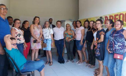 Nova Olinda: Assembleia discute readequação do plano de carreiras e precatórios do Fundef