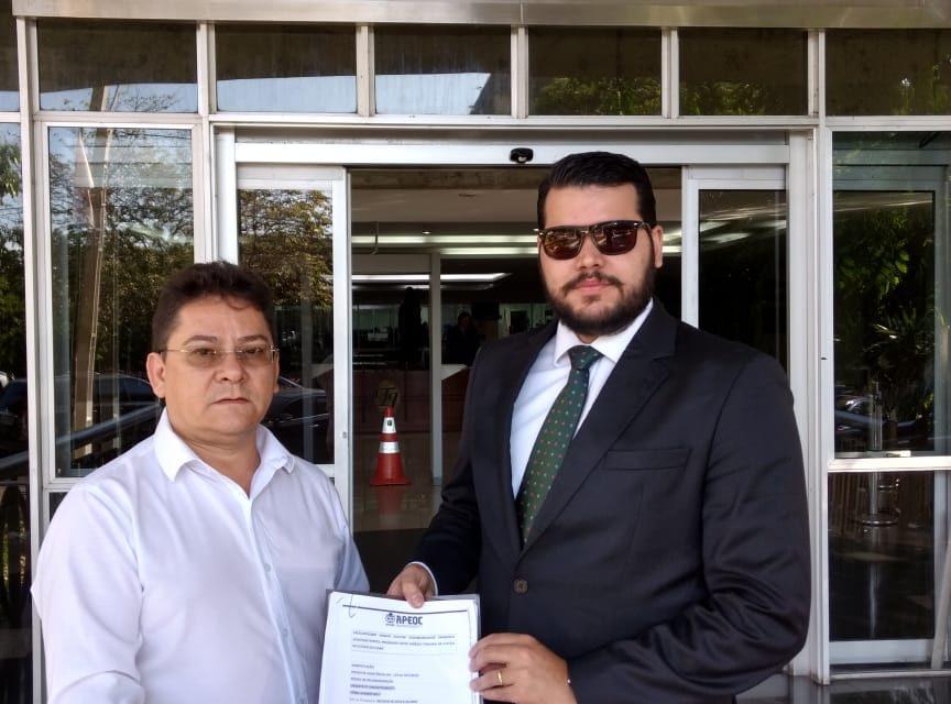Icó: APEOC pede celeridade quanto ao processo das Ampliações Definitivas
