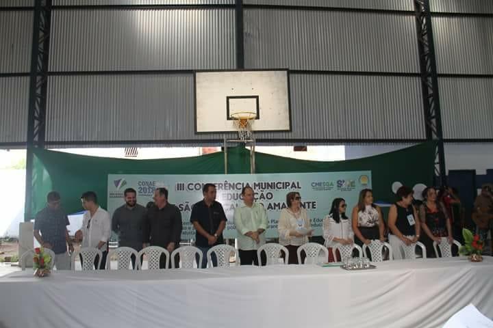 Sindicato APEOC participa da III Conferência Municipal da Educação de São Gonçalo