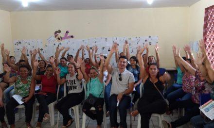 Palmácia: APEOC conquista reajuste de 14% para professores recém-graduados