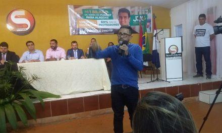 FINANCIAMENTO DA EDUCAÇÃO: Tema é debatido em Audiência Pública em Alagoas