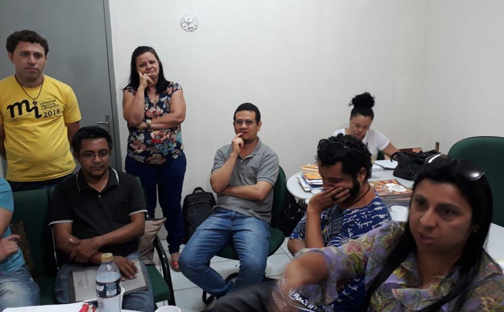 Pacatuba: Comissão Municipal se reúne com a Prefeitura sobre remoção de professores