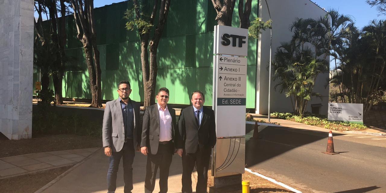 PRECATÓRIOS DO FUNDEF: Sindicato APEOC vai ao STF cobrar celeridade no processo da Rede Estadual
