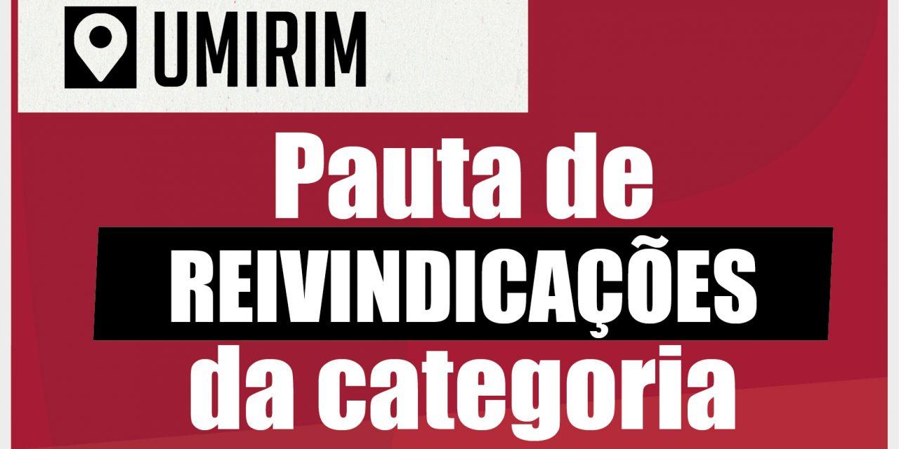 Umirim: APEOC participa de audiência sobre Licença-Prêmio e recursos do FUNDEF