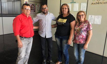 Catarina: APEOC vai ao Fórum entregar lista de beneficiários do Precatório do FUNDEF