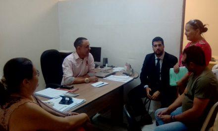 Icó: APEOC participa de reunião com secretário de Finanças e encaminha pautas