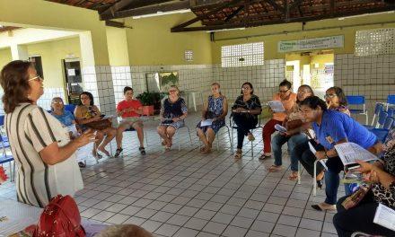Santana do Cariri e Nova Olinda: Sindicato APEOC se reúne com aposentados