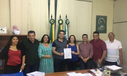 Santana do Cariri: Comissão Municipal entrega pauta de luta à Prefeitura
