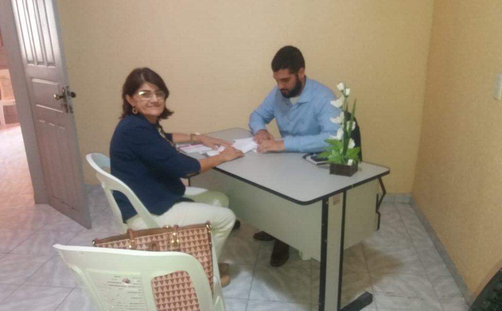 Solonópole: APEOC realiza atendimento jurídico e acompanha processos no Fórum