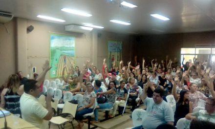 Tauá: Contraproposta de Reajuste Salarial é aprovada pelo Sindicato APEOC