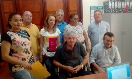 Baixio: Comissão Municipal se reúne com prefeito e encaminha pauta