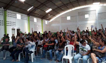 Pacatuba: Conselho Municipal do FUNDEB foi eleito nesta quarta-feira