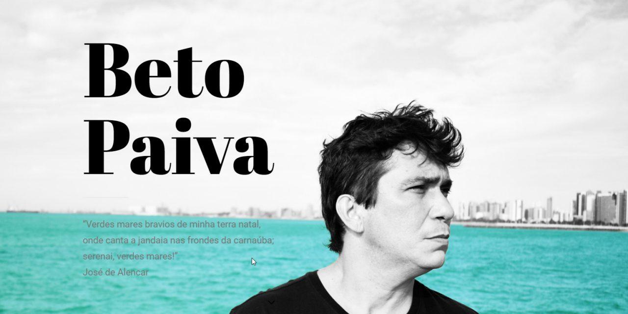 """TALENTOS DA EDUCAÇÃO: Beto Paiva, professor da rede estadual, lança EP """"Ávido"""""""