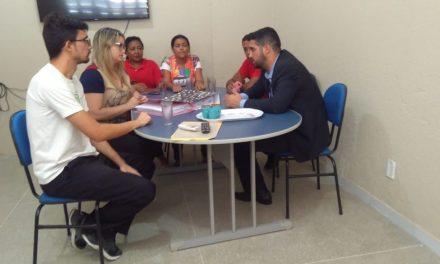 Solonópole: Assessoria Jurídica da APEOC participa de reunião no PREVSOL
