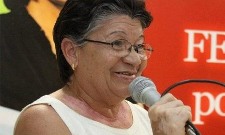Nota de Pesar: Profª Maria Ildonei Lima
