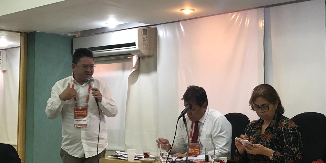 Sindicato APEOC participa de Encontro Nacional sobre os Precatórios do FUNDEF