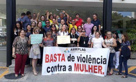 Nota de Solidariedade à servidora Maria Carmellita Colares, presidente da ASSEPLAG
