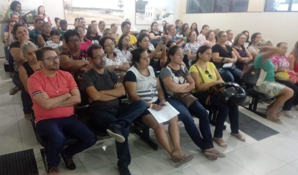 Pacajus: Reunião discute reajuste salarial e Precatórios do FUNDEF