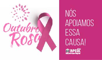 OUTUBRO ROSA: a luta pela PREVENÇÃO e acesso ao DIAGNÓSTICO