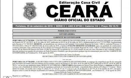 Promoção por Titulação: Diário Oficial publica 34 novos atos