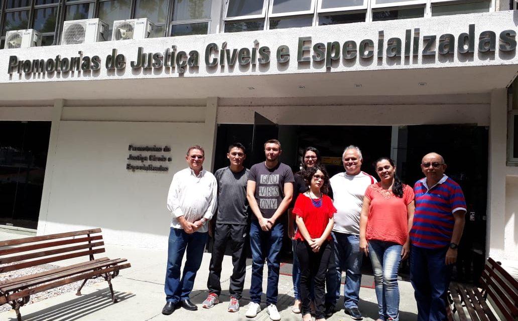 Fortaleza: Sindicato APEOC cobra da SME convocação de cadastro reserva