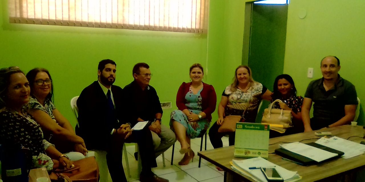 Acaraú: Sindicato APEOC cobra Ampliação Definitiva, Precatórios do FUNDEF e Plano de Cargos e Carreira