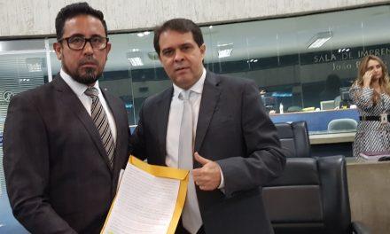 Presidente Anizio Melo cobra do líder do Governo na ALCE Ampliação Definitiva e fim do Teto do Vale-alimentação