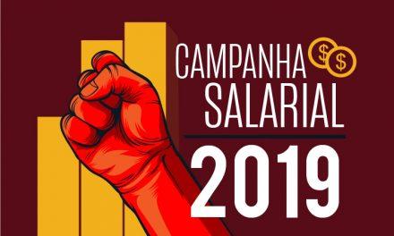 Campanha Salarial 2019: Sindicato APEOC realiza 36 plenárias em todo o Ceará