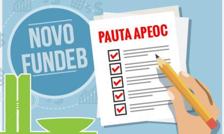 Governadores do Nordeste utilizam pauta da APEOC em carta ao presidente eleito