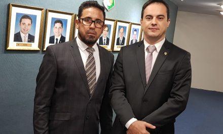 Presidente do Sindicato APEOC cobra apoio da bancada cearense na Câmara Federal para pauta da categoria