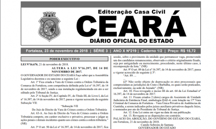 Promoção por Titulação: Diário Oficial publica 102 novos atos