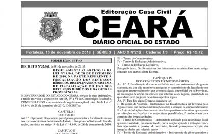 Promoção por Titulação: Diário Oficial publica 26 novos atos