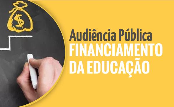Sindicato APEOC e entidades sindicais debaterão em audiência pública Financiamento da Educação