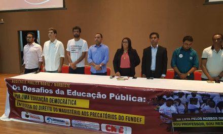 Frente Norte/Nordeste em defesa da Educação é lançada no Maranhão
