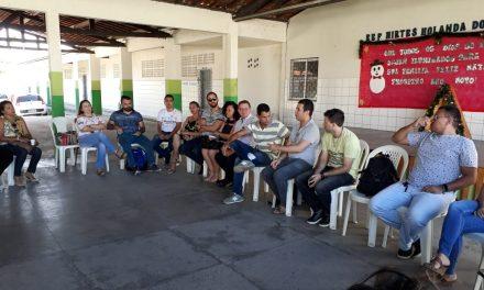 Pacatuba: Em 2019, categoria irá lutar por estabilidade de professores, reajuste salarial e PCCS