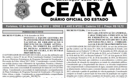 Promoção por titulação: Diário oficial publica 76 novos atos