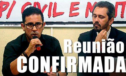 Ampliação Definitiva: Anizio Melo confirma reunião com Elmano de Freitas