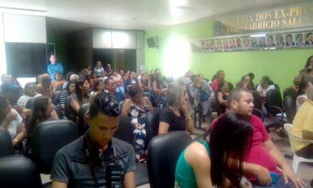 Santana do Cariri: Sindicato APEOC realiza assembleia para tratar da Pauta de Reivindicações de 2019