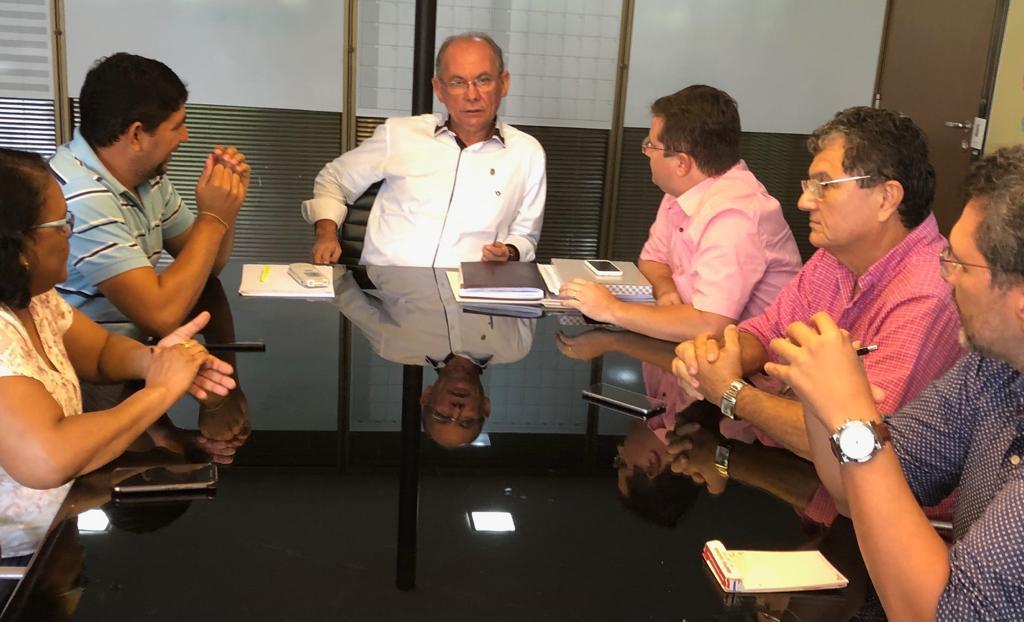 Novo ISSEC: R$ 120 milhões garantidos pelo governo