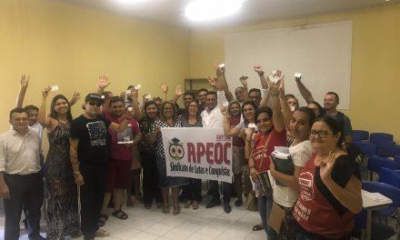 Icó: Sindicato APEOC realiza debate sobre financiamento da Educação