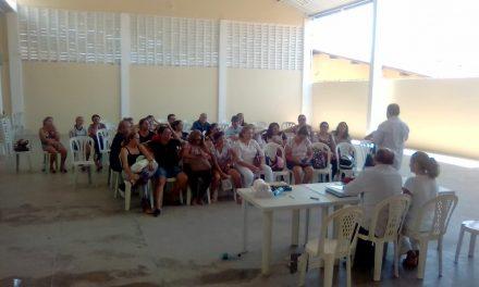 Acopiara: Sindicato APEOC discute Precatório do FUNDEF e Progressão