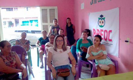 Umirim: Sindicato APEOC discute Ampliação de Carga Horária