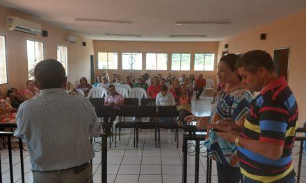 Pereiro: Sindicato APEOC discute Precatórios do FUNDEF em assembleia com professores