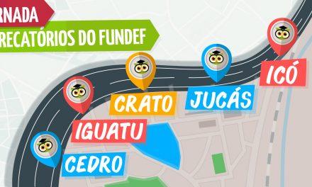 Precatórios do FUNDEF: Sindicato APEOC percorre o Ceará e defende luta da categoria pelos recursos