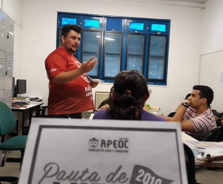 Fortaleza: Projeto Chão da Escola promove debate sobre pauta da Educação