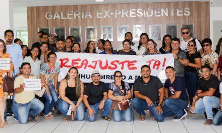 São Gonçalo: Sindicato APEOC cobra reajuste salarial na Câmara de Vereadores