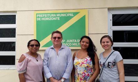Horizonte: APEOC comemora convocação de 6 professores e cobra que o restante do quadro reserva seja chamado