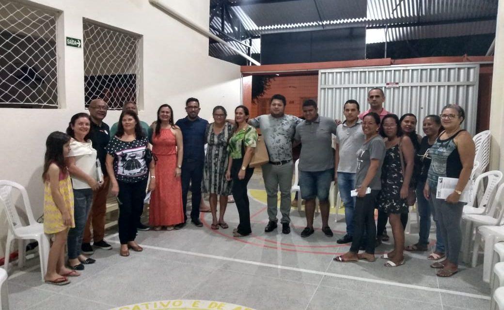 Bela Cruz: Sindicato APEOC discute Financiamento da Educação e Organização Sindical